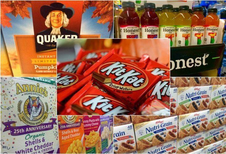 large food companies