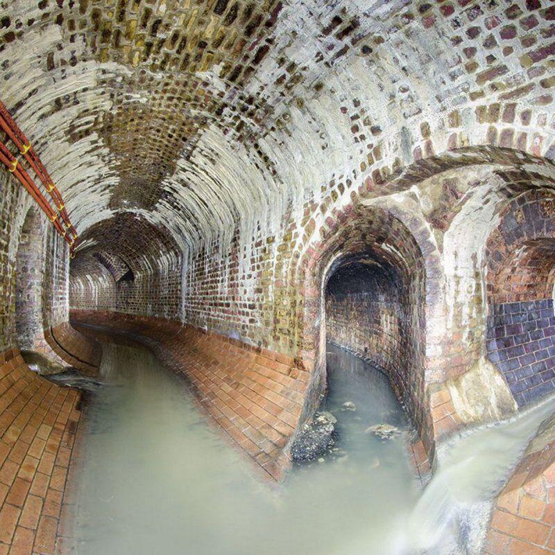 London Sewage
